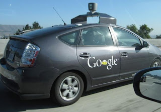 Driver-less Google cars