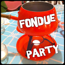 Checkout My Vintage Fondue Party