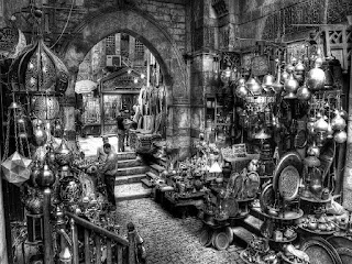 Khan El-Khalili, one of the oldest markets in the world
