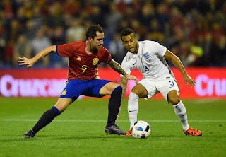 Soccer Spain Team