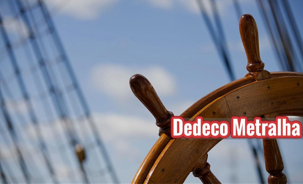 Dedeco Metralha - Carpinteiro Naval