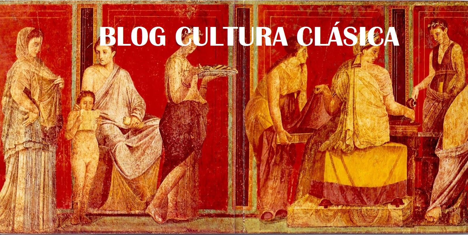 Blog CULTURA CLASICA
