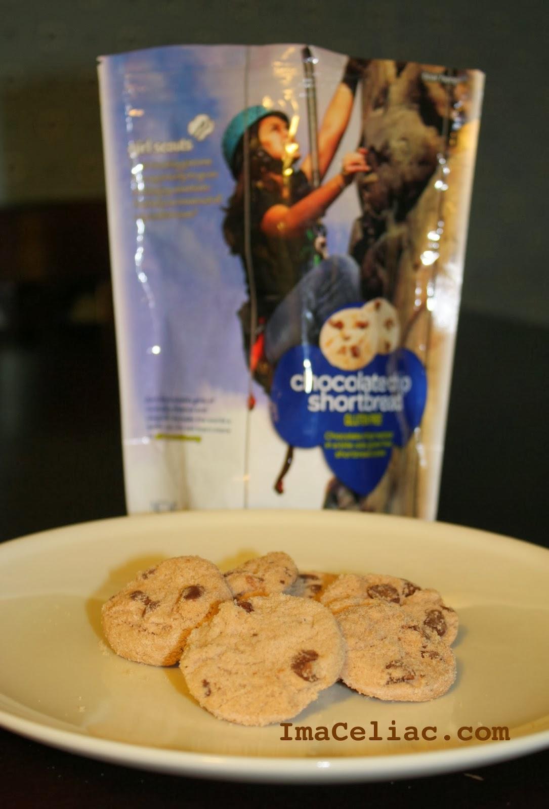 gluten free girl scout cookies i m a celiac