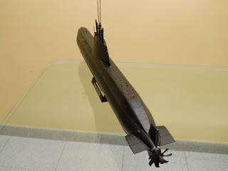 modelismo de submarinos : tipo 214