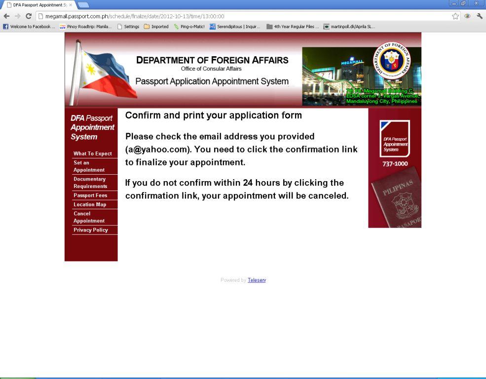 Pinoy Roadtrip Sm Megamall Passport Renewal And Processing