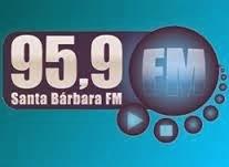ouvir a Rádio Santa Bárbara FM 95,9 Santa Bárbara do Oeste SP