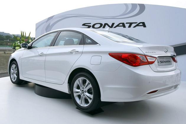 Jual Mobil Hyundai Baru 2013 Harga Hyundai Sonata 2013