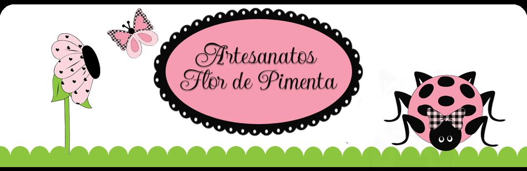 Artesanatos Flor de Pimenta