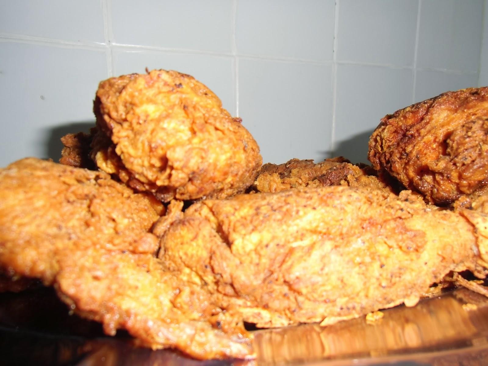 Pollo frito Kent...