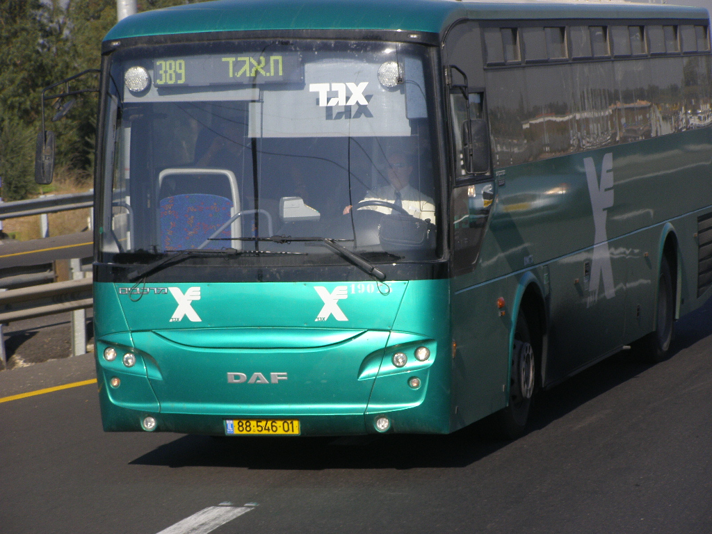 transit bus company Egged