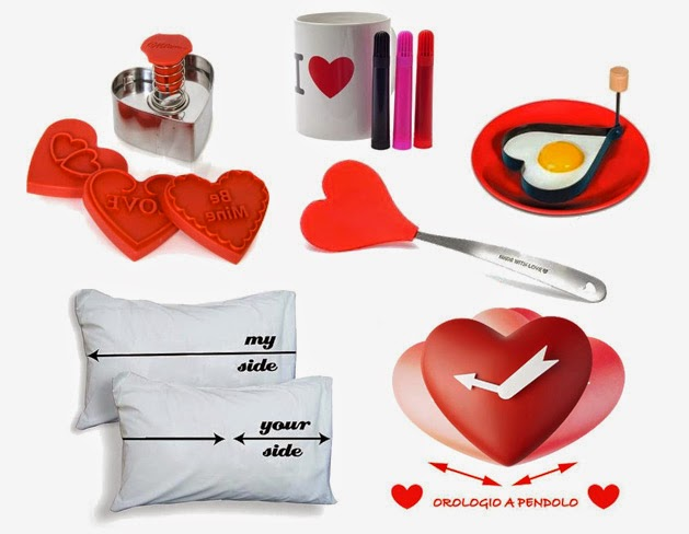 Favoloso Goolp! Sta arrivando San Valentino: idee regalo low cost | Vita su  VB06