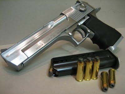 World Defense Review: Desert Eagle 44 Magnum