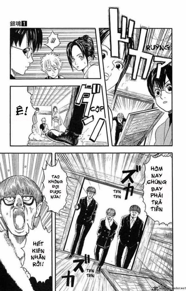 Gintama Chap 1 - Trang 25