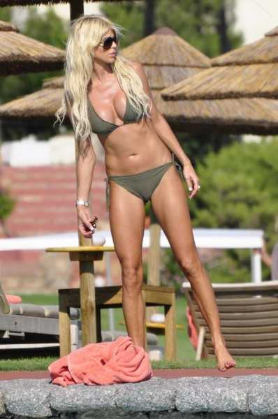 photos gallery victoria silvstedt bikini september .