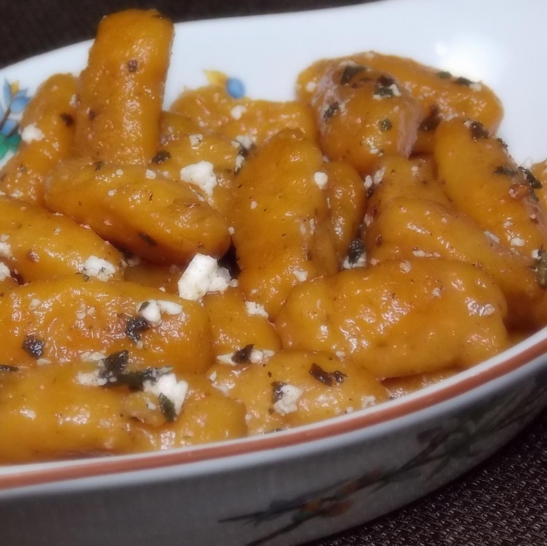 Sweet Potato Gnocchi - Grumpy's Honey Bunch