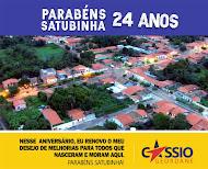 CÁSSIO GEORDANE PARABENIZA SATUBINHA