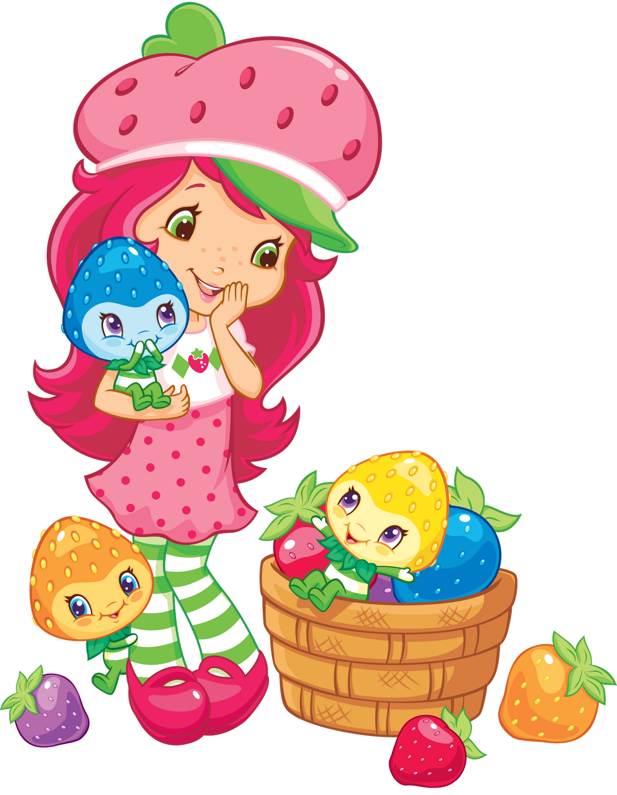 Strawberry Shortcake musica para hacer amigos parte 1