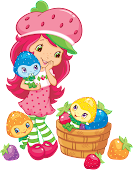 #3 Strawberry Shortcake Wallpaper