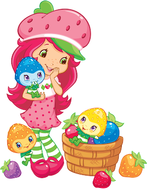 3 Strawberry Shortcake Wallpaper