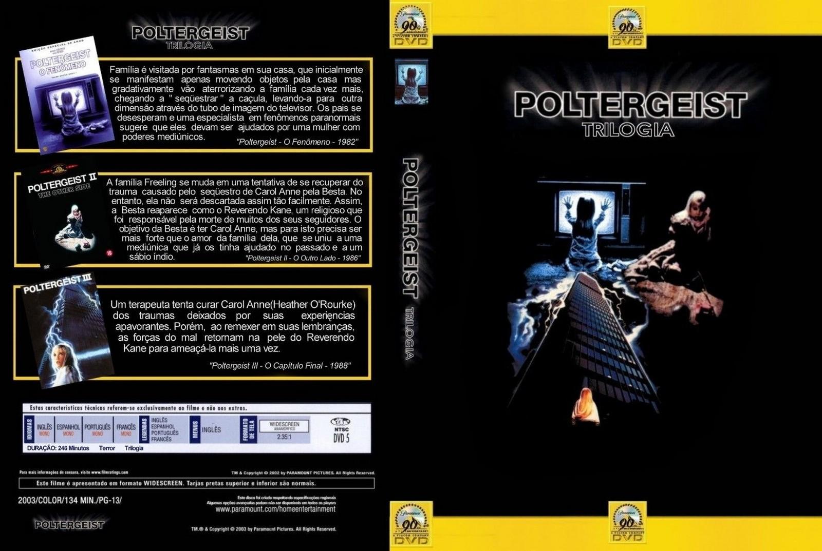 Poltergeist - Trilogia