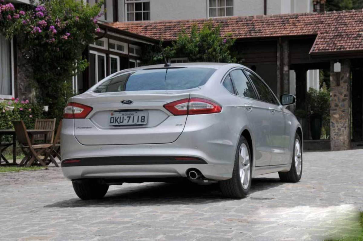 Novo ford fusion 2014 flex