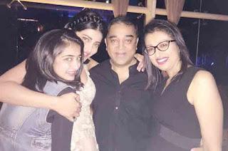 Shruti Hassan Birthday Celebrations Photos