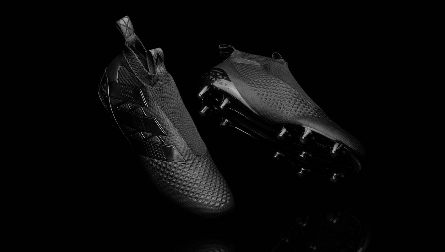 Adidas Ace 16+ Purecontrol Schwarz