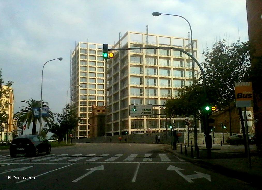 El contrato para limpiar las sedes del consell olvido 5 for Oficinas hacienda valencia