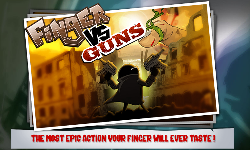 Finger vs Guns Android