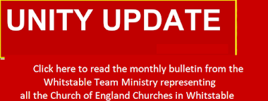 Unity Update - Click on picture below to read the Whitstable Team's Monthly Newsletter