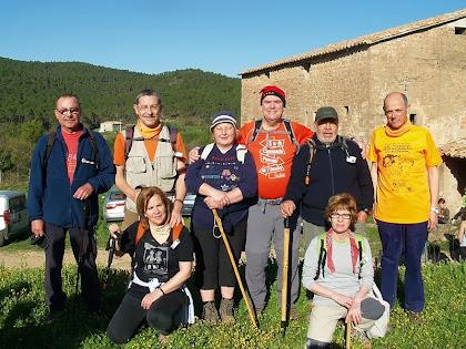 Caminada Popular de Puig-reig 2013