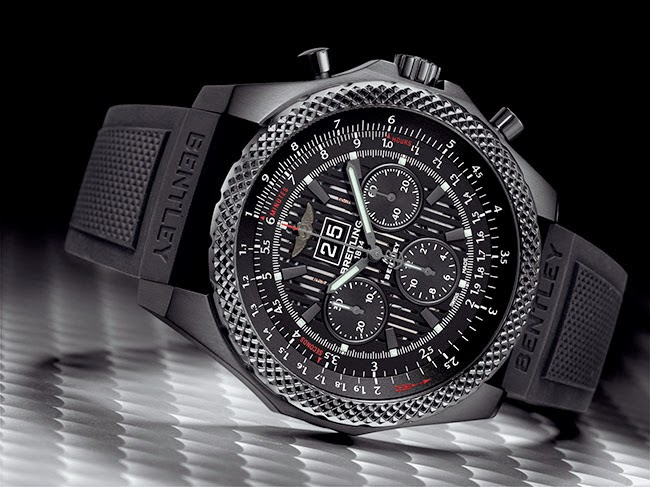 RELOJ BREITLING FOR BENTLEY 6,75 MIDNIGHT CARBON