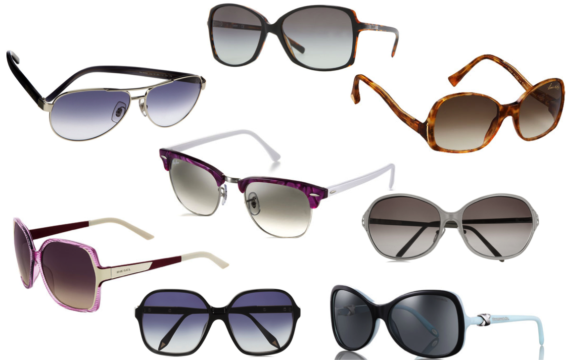 VipandSmart sunglasses collage