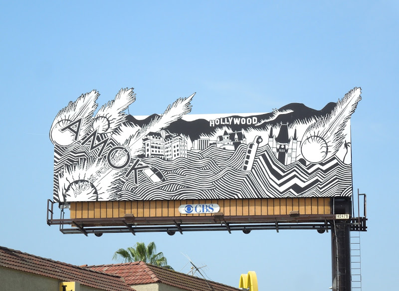 Atoms for Peace Amok album billboard