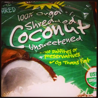 Plant Based Vegetarian Vegan Food Groceries at Target Organic Shredded Coconut