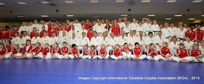 IKGA European Championships and Seminar