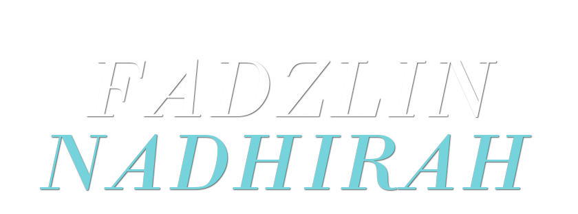 Fadzlin Nadhirah