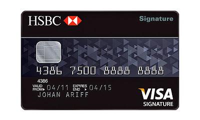 kartu kredit hsbc visa signature