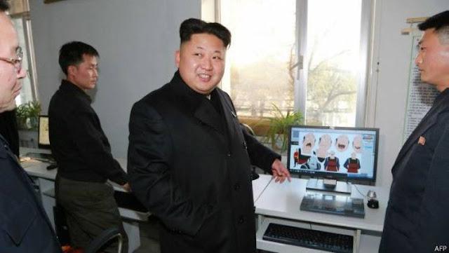 طلاء للإخفاء والتمويه من اختراعات كوريا الشمالية