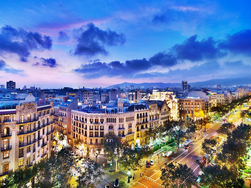 Barcelona tourism barcelona hotels barcelona tourism for Hotel in barcellona