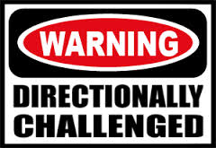 Image result for directionally challenged