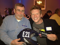 Bill Caswell, dedicates my E21 Holeshot Drag Race helmet to my 3 month old grandson, Abe