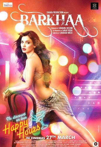 Barkhaa (2015) Movie Poster
