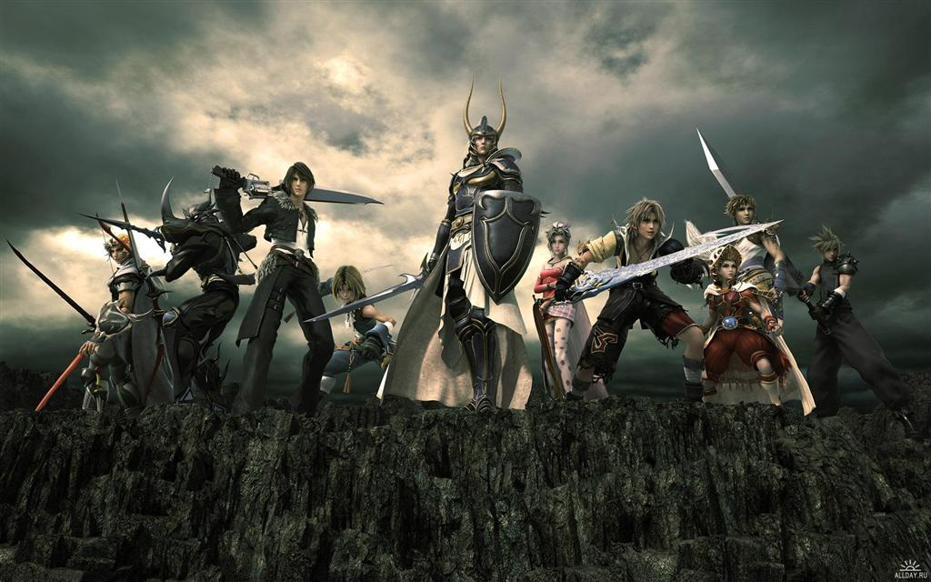 Final Fantasy HD & Widescreen Wallpaper 0.162137306111371
