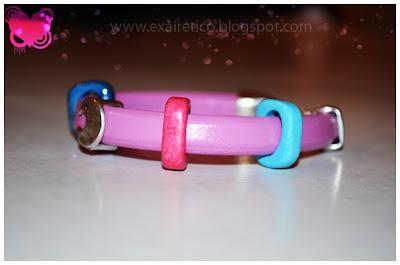 BRAC.138 Ροζ χειροποίητο φαρδύ δερμάτινο βραχιόλι
