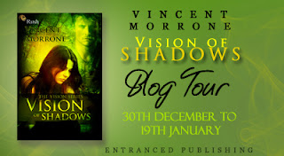 Blog Tour: Vision of Shadows (Vision #1) by Vincent Morrone