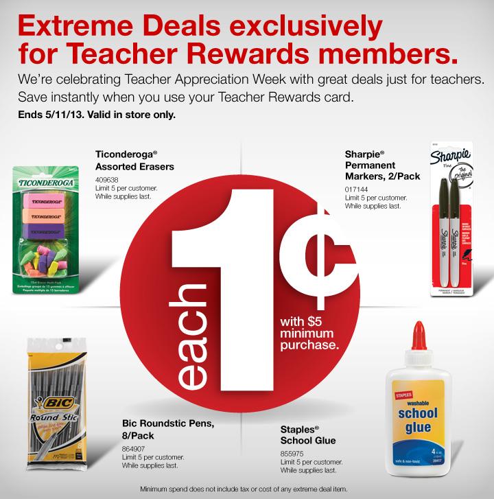 Teacher appreciation deals az