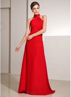http://www.dressfirst.com/Sheath-High-Neck-Sweep-Train-Chiffon-Holiday-Dress-With-Ruffle-020014242-g14242