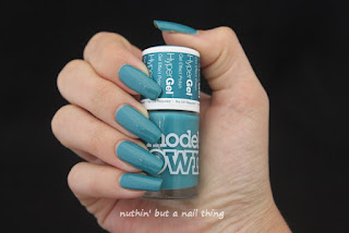 NEW! Models Own Twilight Hypergel Collection - Teal