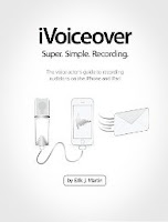 iVoiceover, Super. Simple. Recording